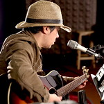 Thu, 10/12/2015 - 3:44pm - M. Ward Live in Studio A, 12.10.2015 Photographer: Kristen Riffert