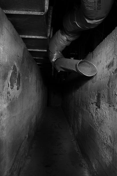 Basement Tunnel