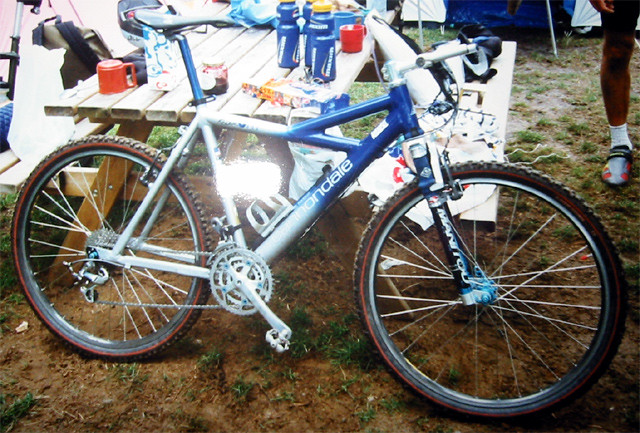 ccff328bf01 Cannondale Killer V 900 back in 1997 | This is how my Cannon… | Flickr