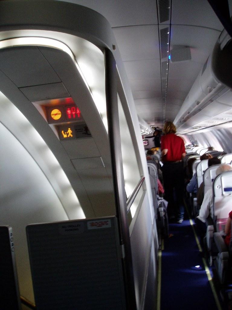 A340 600 Lower Deck Faciilities 20060614 Ram