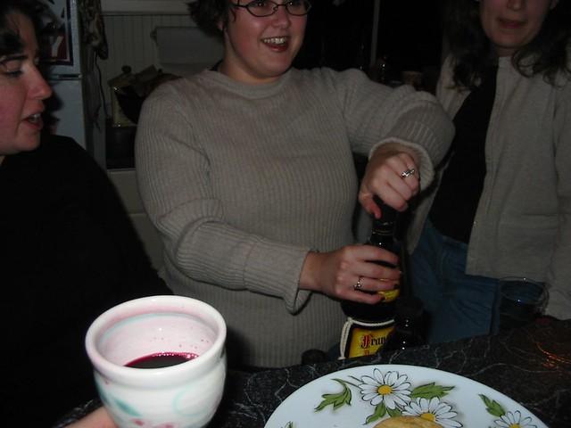 Start the drinking!