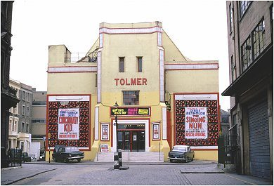 size 40 6be70 8fcbe ... Tolmer Cinema, Euston, London   by kencta