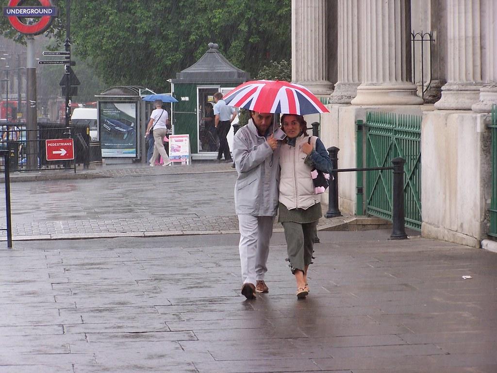 Bad weather London | UK  bad weather | Håkan Dahlström | Flickr