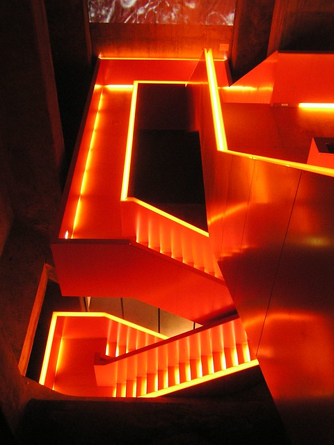 Stair Case / Zeche Zollverein
