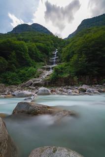 Waterfall dream | by Rafa Win