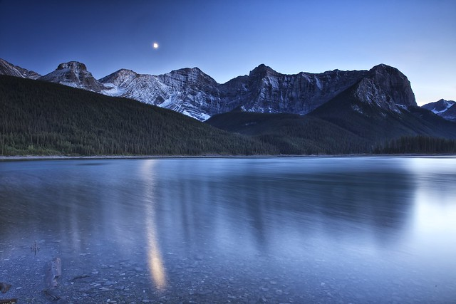 Moon over Sarrail