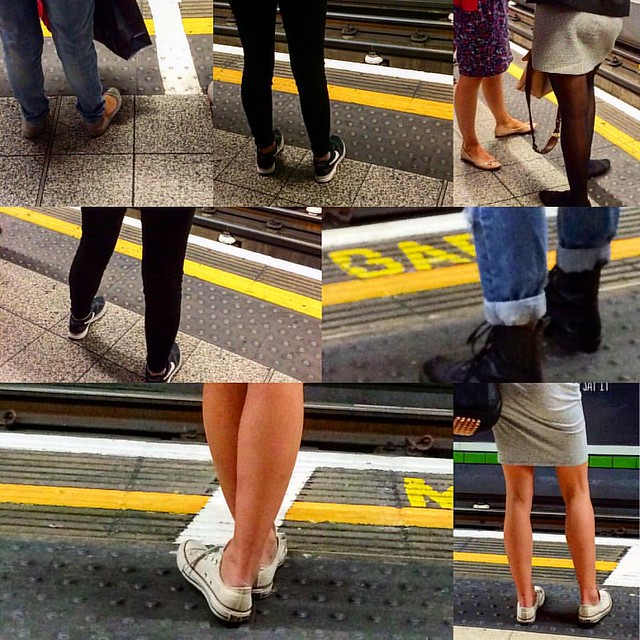 Sexy pose taken from the underground train  #bestoftheday #bestagram #photography #photographer #photonovato #ig_shotz #ig_europe #ig_london #instagood #instagram #instadaily #travel