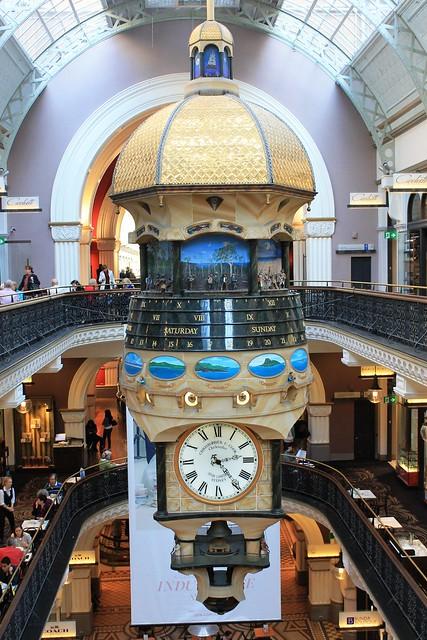 Great Australian Clock (Queen Victoria Building, Sydney)