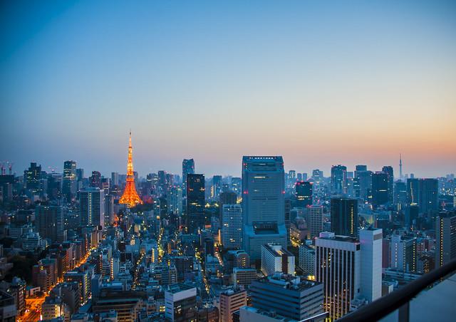 Rising Sun Tokyo