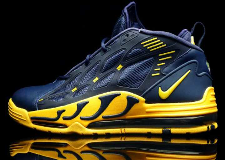 huge selection of 70b90 6a982 ... Nike Air Max Pillar TL Total Air Midnight Navy-Maize Yellow 525226-400