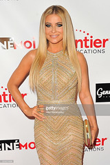 Carmen Electra Cinemo International Fashion Film Awards 4Chion Lifestyle