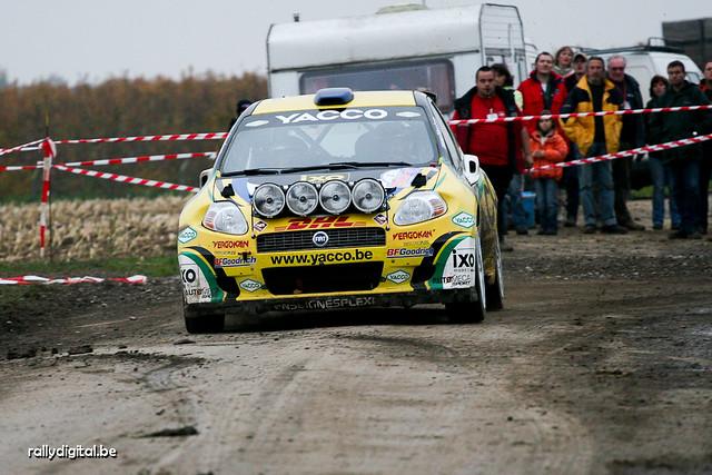 Rallye du Condroz 2007