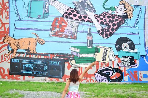 BGC Art - High Street - Patty Villegas -1 | by hearitfrompatty