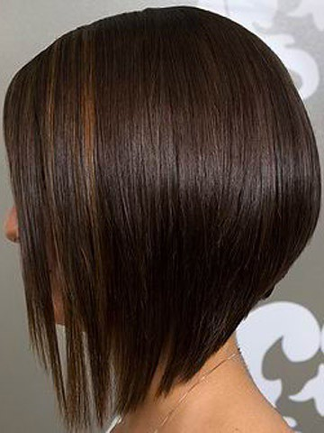 Haircut Short In The Front Long In The Back Via Hairstyles Flickr