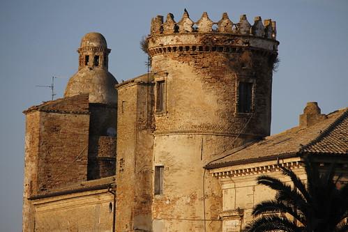 Italy - Vasto, Castello caldoresco | Dario Lorenzetti | Flickr