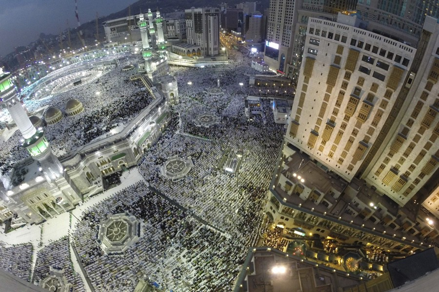 Saudis halved the death toll in Hajj stampede: true count is 1453