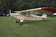 G-BLLO Piper L-18C-95 [18-3099] Popham