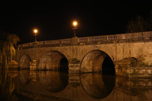 Wallingford night