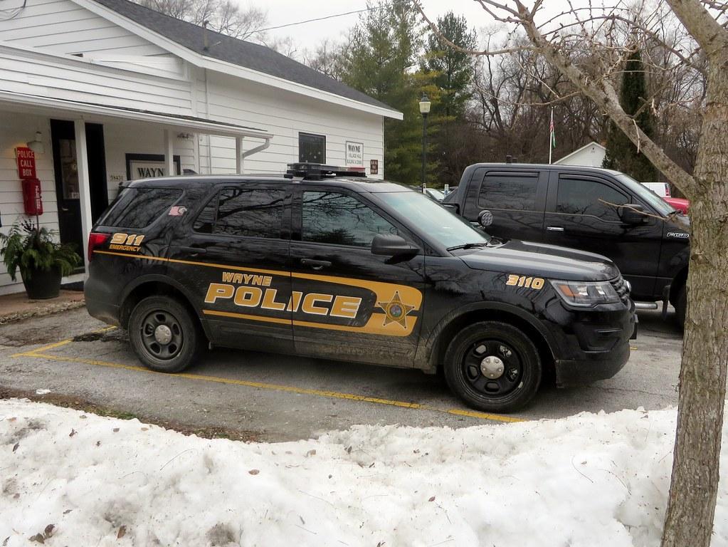 IL - Wayne Police Department | Unit 3110 | Inventorchris