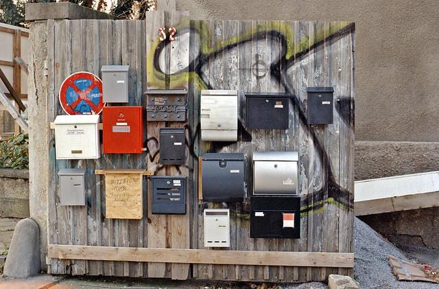 Postkastenindividualismus / post box individualism