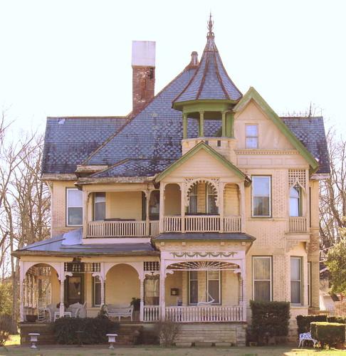 I.W.P. Buchanan House - Lebanon, TN
