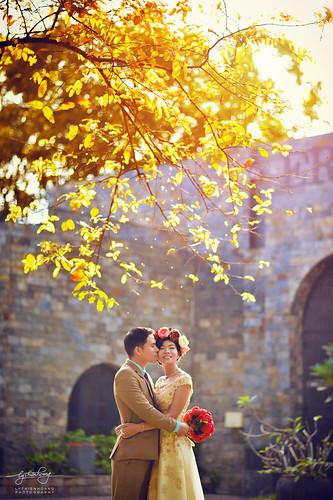 Saigon Autumn   by Ly Thien Hoang (Lee)