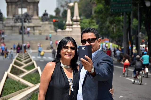 Monumental Selfie