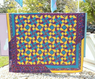 Spice Garden - Desert Bloom Quilting Mystery Quilt | by Grey Cat Quilts