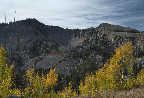 wasatch brighton granite twinlakes aspen bigcottonwoodcanyon wasatchnationalforest mountmillicent mountwolverine lebarodea