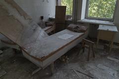 Within the abandoned Viršužiglis sanatorium, 22.08.2015.