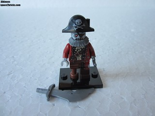 Lego Minifigures S14 Pirate Zombie | by Alkinoos_38