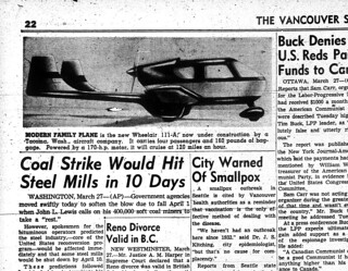 The Vancouver Sun 1946-03-27 page 22 | by jmv