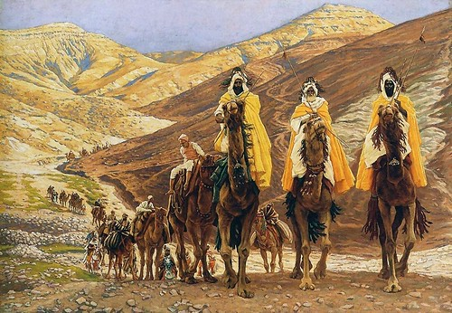 tissot, james jacques - The Life of Christ - The Journey of the Magi | by Amber Tree