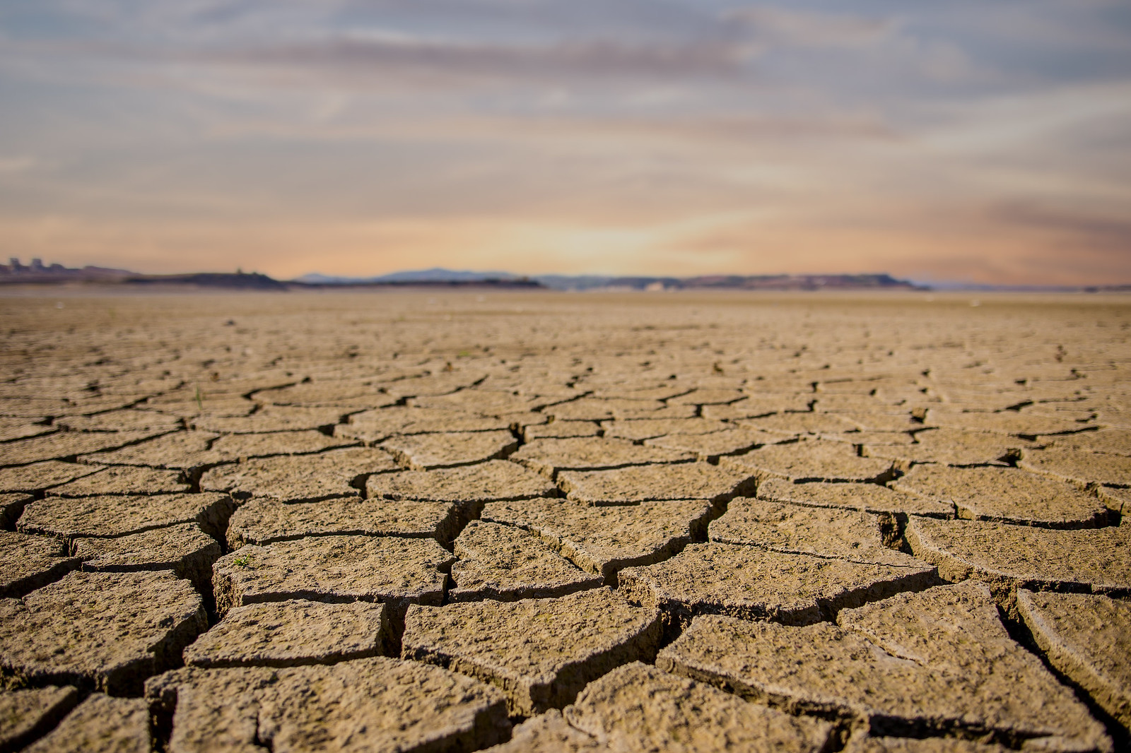 photo of california drought