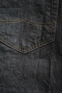 denim pocket background