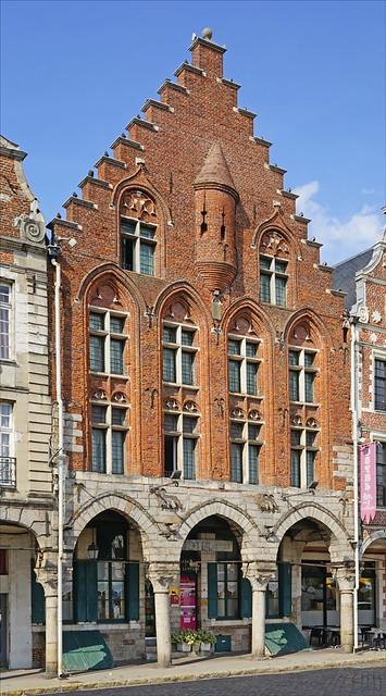 L'hôtel Les Trois Luppars (Arras)