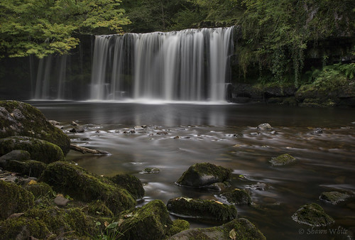 longexposure water wales forest woodland river waterfall rocks stream place breconbeacons shawnwhite streamriver canon6d shawnraisindp
