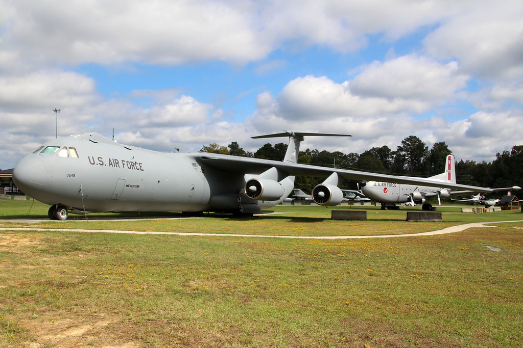 Lockheed C-141 Starlifter USAF 65-0248