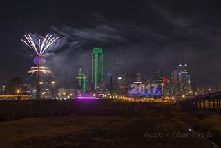Happy New Year Dallas 2017 | by rasec33