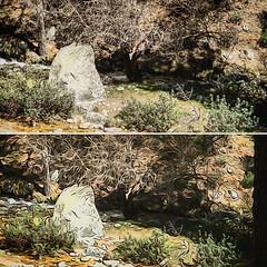 ¡Qué ven mis ojos! El Santuario de la Barrancah! Shrines everywhere! #zeldabreathofthewild #switch #alpha7mii #valledelabarranca #navacerrada #igersmadrid #videogames #takenfromnature #zelda #nintendo #fan