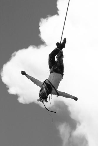 Bajando del cielo
