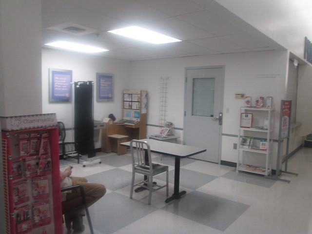 Pharmacy Waiting Area (Explored)