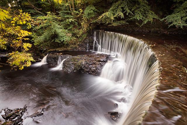 Calder Mill Falls