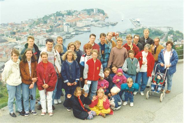 1993 - Bergen - På Flöjen