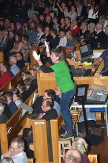 Ulrika Holm leder Minibrassarna