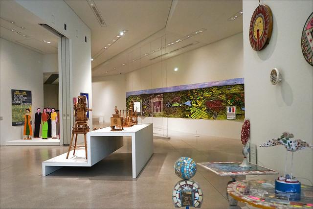 La collection d'art brut du LAM (Villeneuve-d'Ascq)