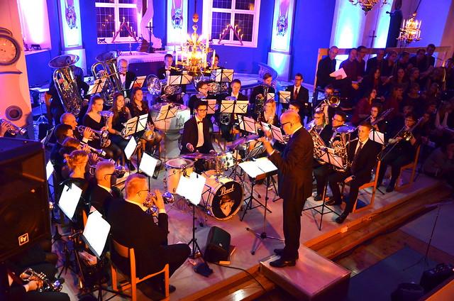 Åsenhöga Brass Band - Julkonsert 2015