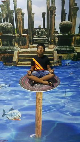 De Mata Tricked Eye, Yogyakarta | by yoseph handoko