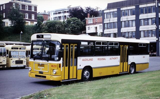 Auckland Regional Authority Bus, 1983