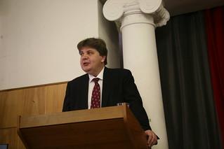 23 октября в Литинституте прошли научные чтения «Язык как материал словесности», посвященные памяти Льва Ивановича Скворцова.